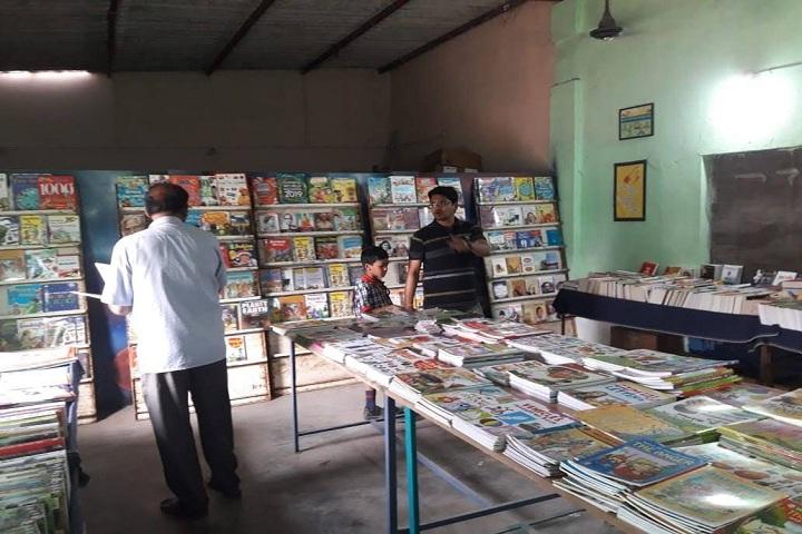 Kendriya Vidyalaya-Library View