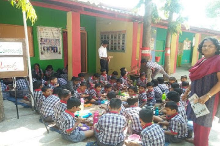 Kendriya Vidyalaya-Lunch View