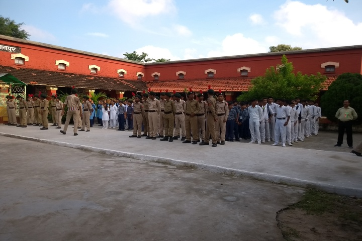 Eastern Railway Inter College-NCC