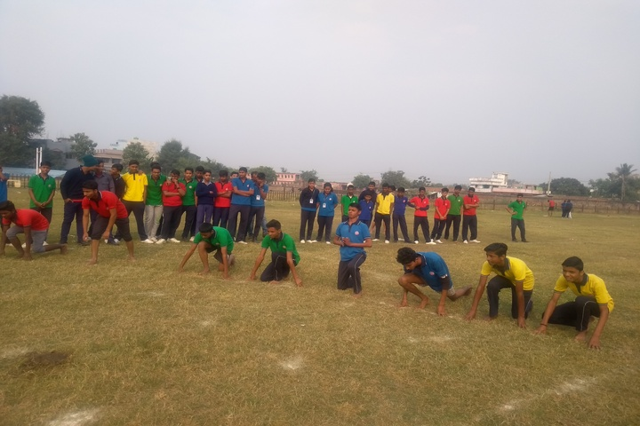 Eastern Railway Inter College-Sports