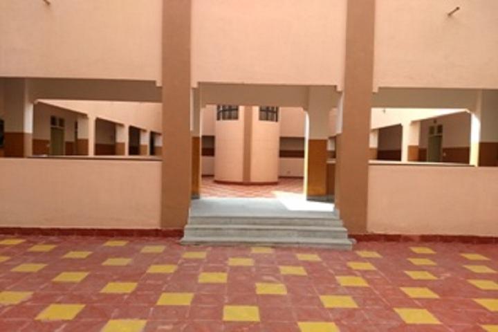 Kendriya Vidyalaya-School Inner View