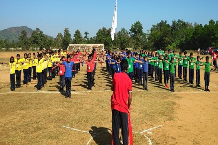 Kendriya Vidyalaya-Independence day sports