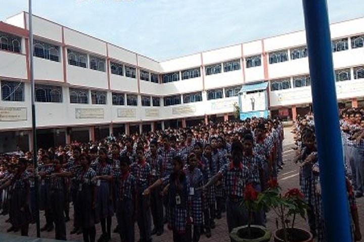 Kendriya Vidyalaya-Oath Swach Abhiyan