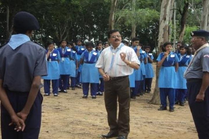 Kendriya Vidyalaya-Scout