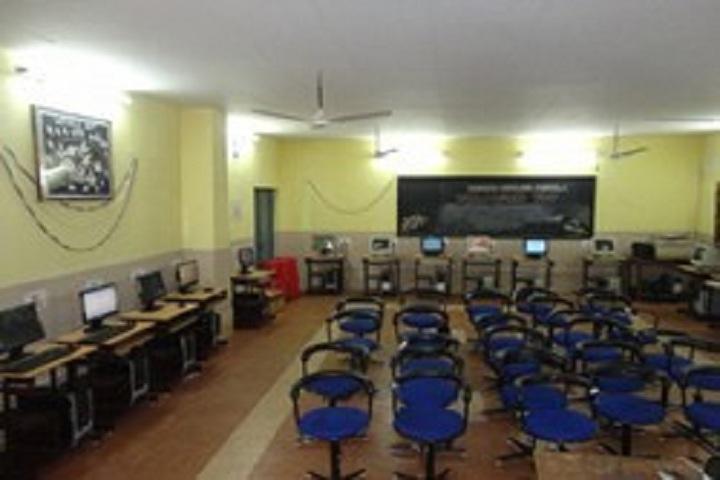 Kendriya Vidyalaya-Computer Laboratory