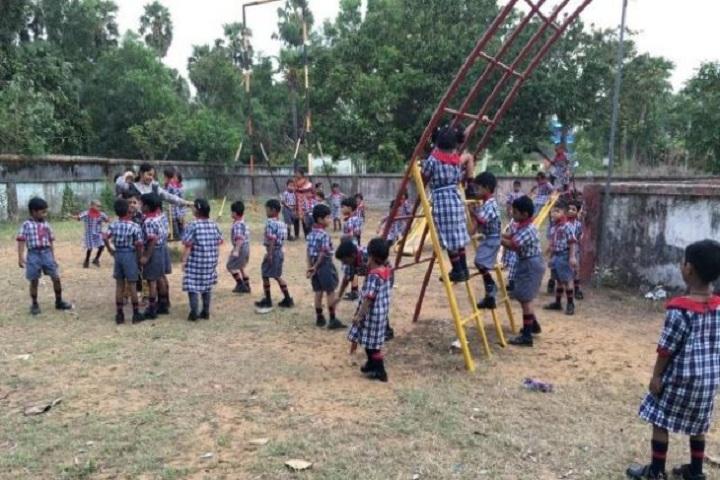 Kendriya Vidyalaya-Childrens Park