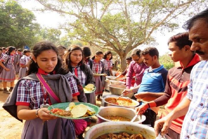 Kendriya Vidyalaya-Lunch