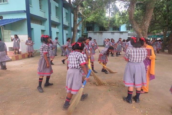 Kendriya Vidyalaya-Swachha Bharat
