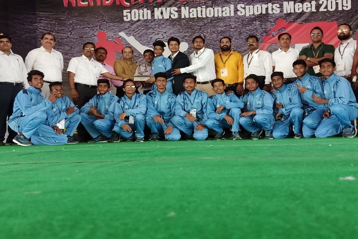 Kendriya Vidyalaya-National Sports