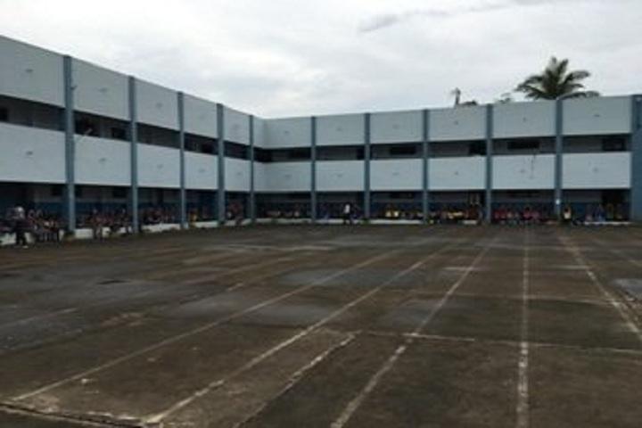 Kendriya Vidyalaya-School Side View