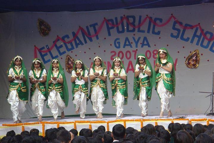 Elegant Public School-Dance