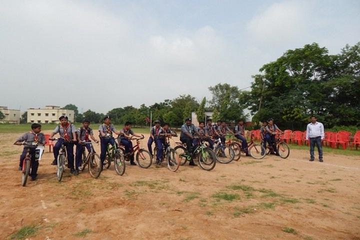 Kendriya Vidyalaya-Cycle Game