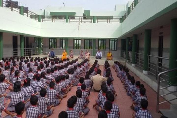 Kendriya Vidyalaya-Meditation