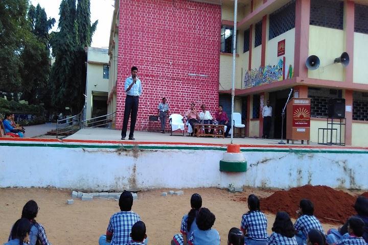 Kendriya Vidyalaya No 1-Meeting