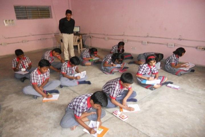 Kendriya Vidyalaya No 2-Student Exam Room