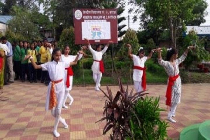 Kendriya Vidyalaya No 2-International Peace Day
