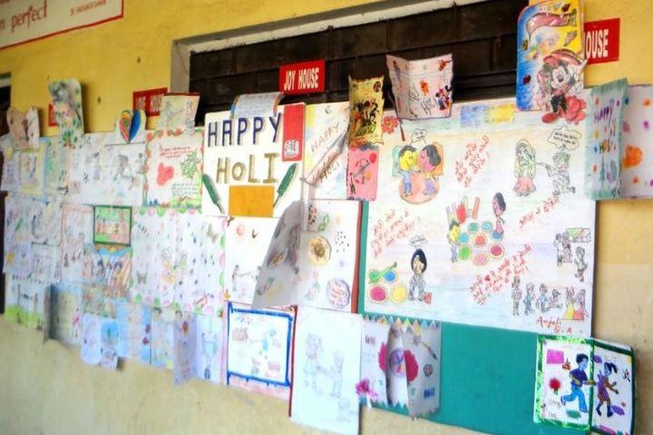 Emmanuel Mission High School-Activity Board