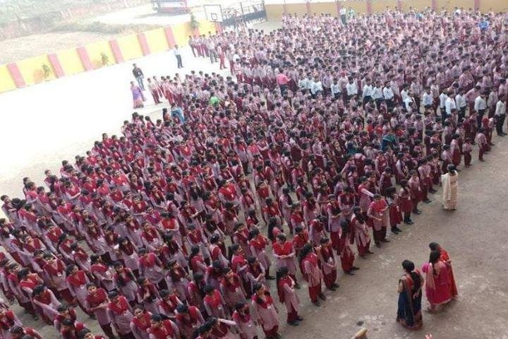 Emmanuel Mission High School-Assembly