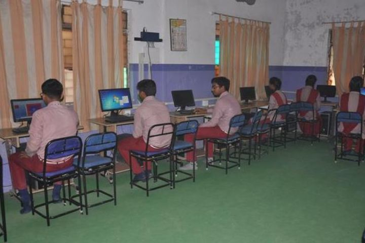 Emmanuel Mission High School-Computer Lab