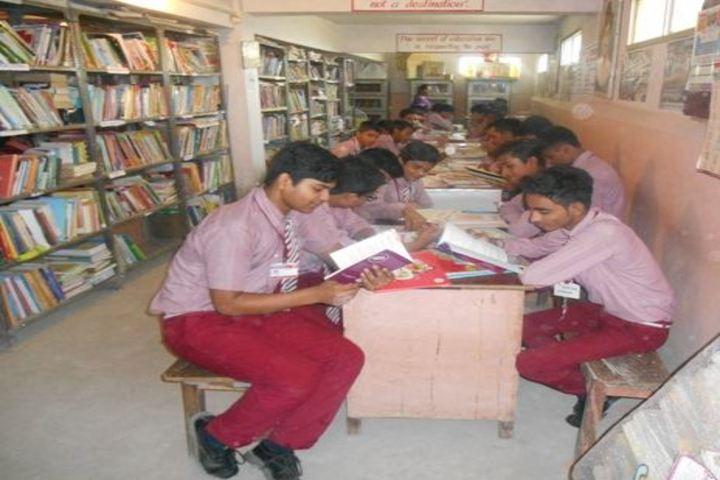 Emmanuel Mission High School-Library