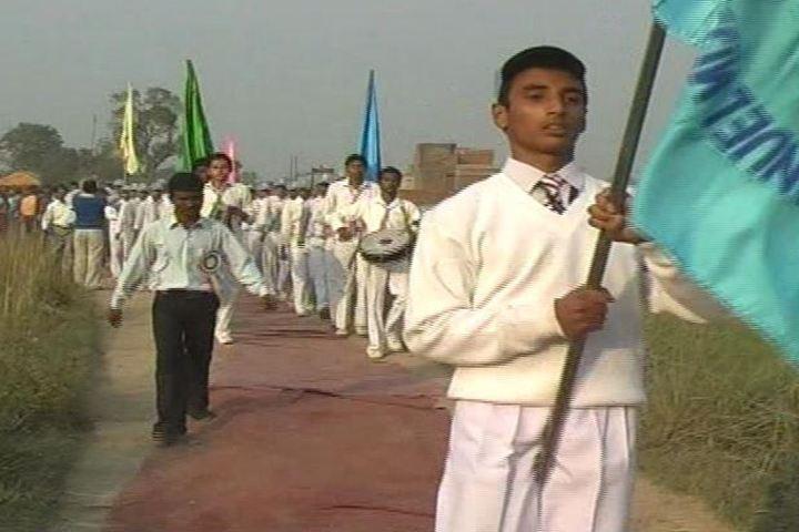 Emmanuel Mission High School-Parade