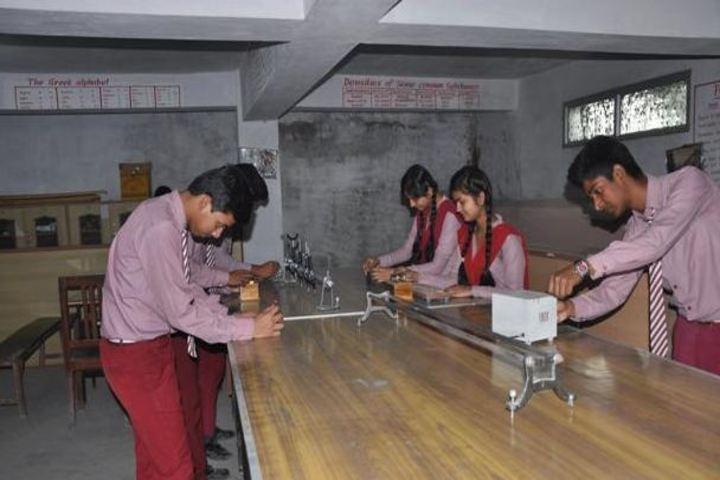 Emmanuel Mission High School-Physics Lab