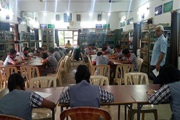 Kendriya Vidyalaya No 3-Reading Books