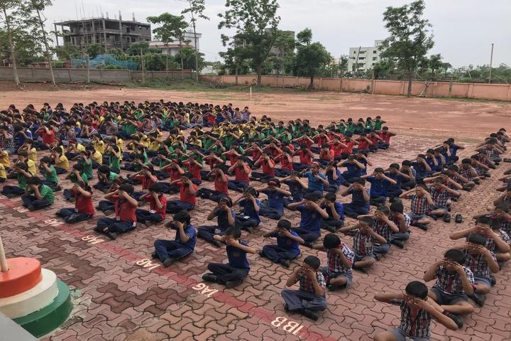 Kendriya Vidyalaya No 5-Yoga