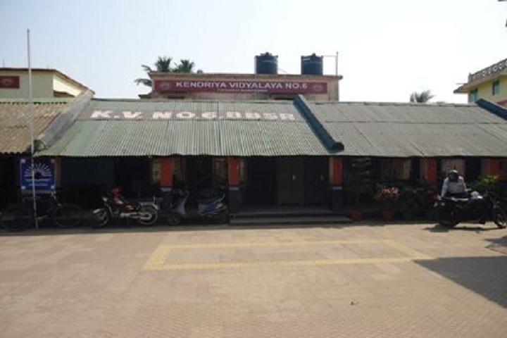 Kendriya Vidyalaya No 6-Parking