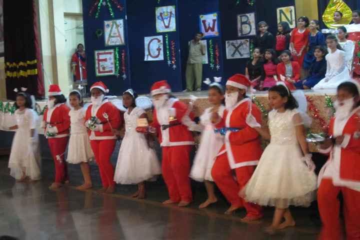 St Annes High School-Christmas Celebrations