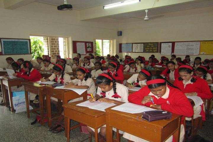 St Annes High School-Classroom