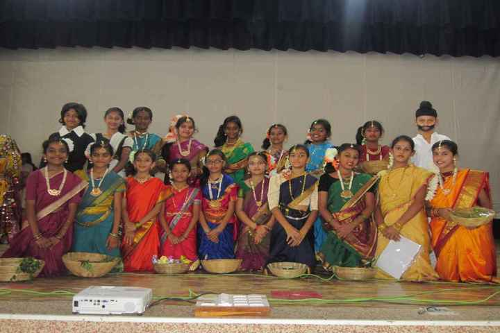 St Annes High School-Cultural Event