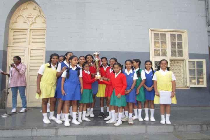 St Annes High School-Winners