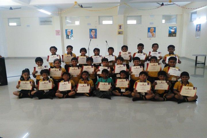 Krishnamurty World School-Achievement