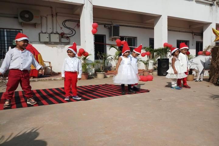 Krishnamurty World School-Christmas-Celebration