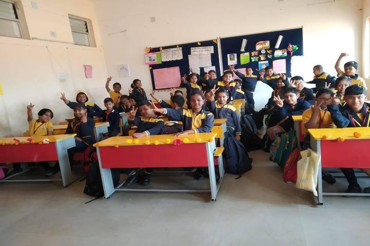 Krishnamurty World School-Classrooms
