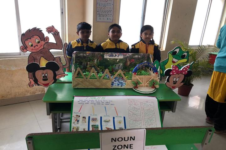 Krishnamurty World School-English-Exhibition