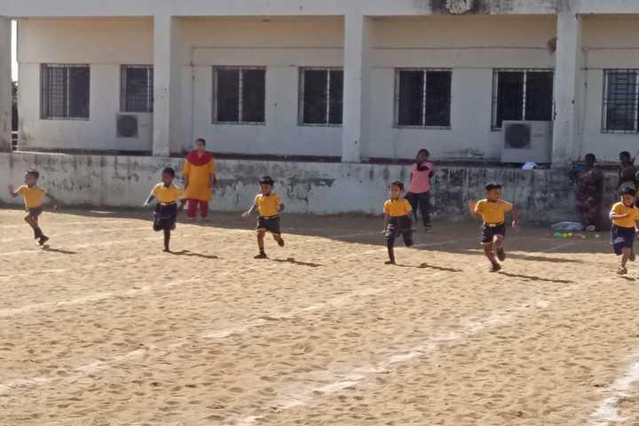Krishnamurty World School-Sports