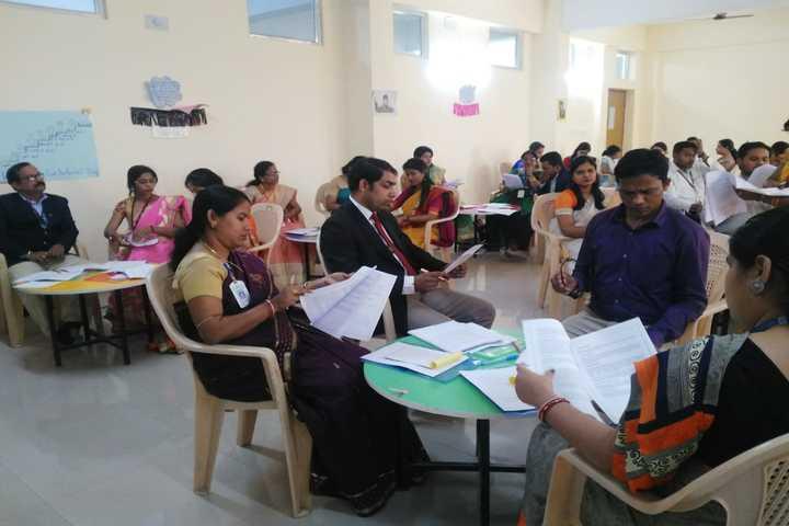 Krishnamurty World School-Workshop