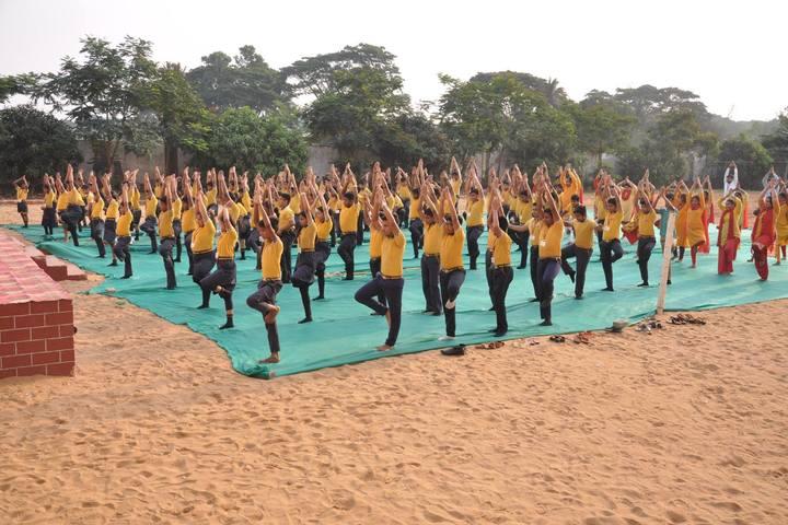 Krishnamurty World School-Yoga