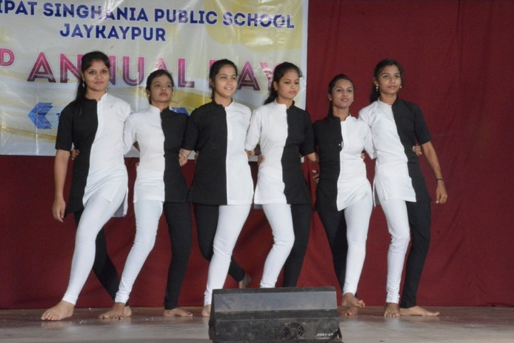 Lakshmipat Singhania Public School-Annual Day