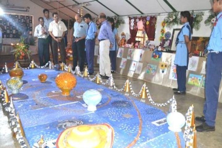 Lakshmipat Singhania Public School-Club Activity