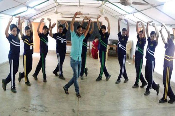 Lakshmipat Singhania Public School-Dance Room