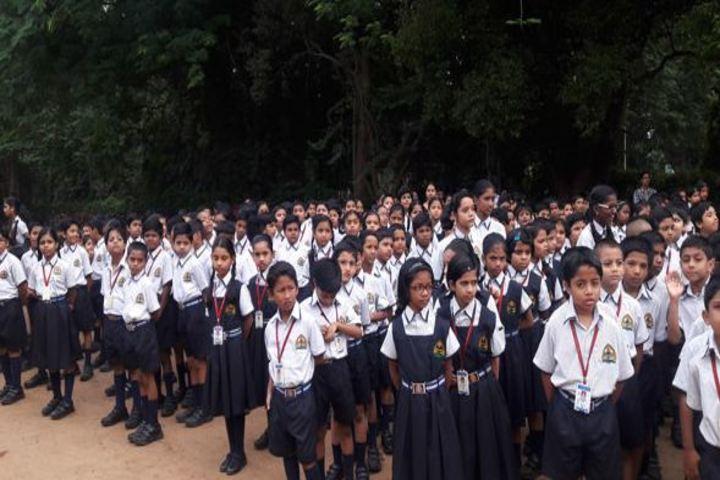 Lakshmipat Singhania Public School-Morning Assembly