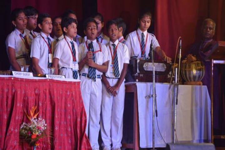 Lakshmipat Singhania Public School-Music