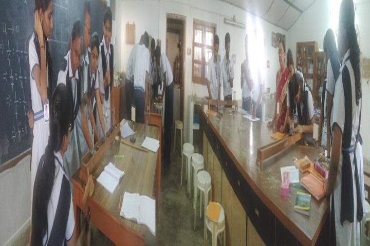 Lakshmipat Singhania Public School-Physic Lab