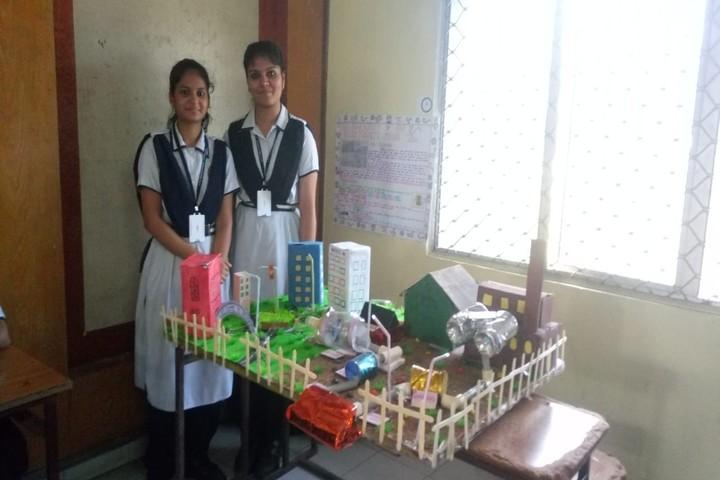 Lakshmipat Singhania Public School-Science Exhibition
