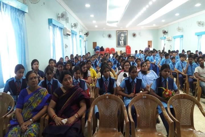 Lakshmipat Singhania Public School-Workshop
