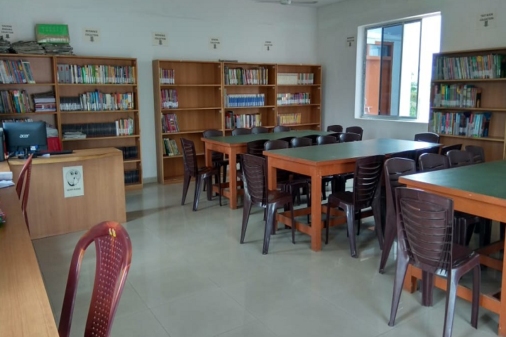 Foundation Academy-Library