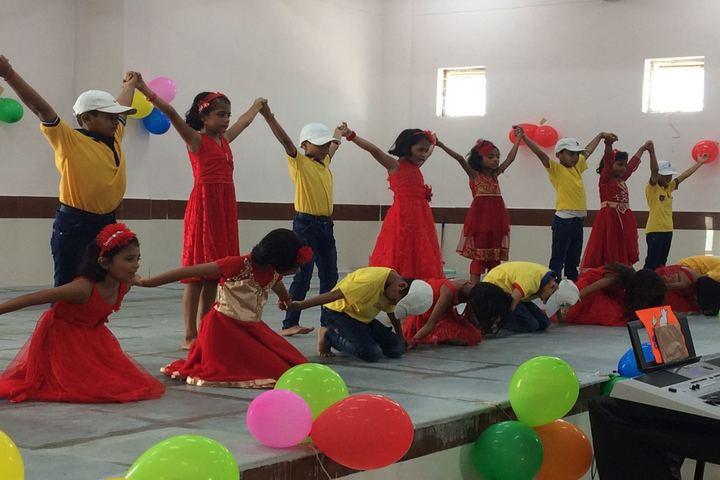 Foundation Academy-Teachers Day Celebrations